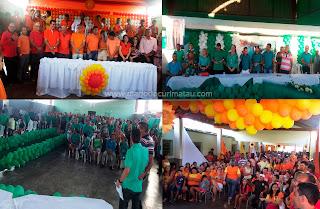 Partidos de oposição e situação de Baraúna realizam convenções e homologam candidatos