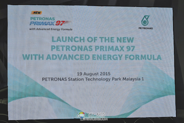 Launch of new PETRONAS PRIMAX 97 with Advanced Energy Formula