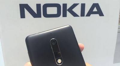 Nokia 5 dan 6 Mulai Cicipi Android Oreo