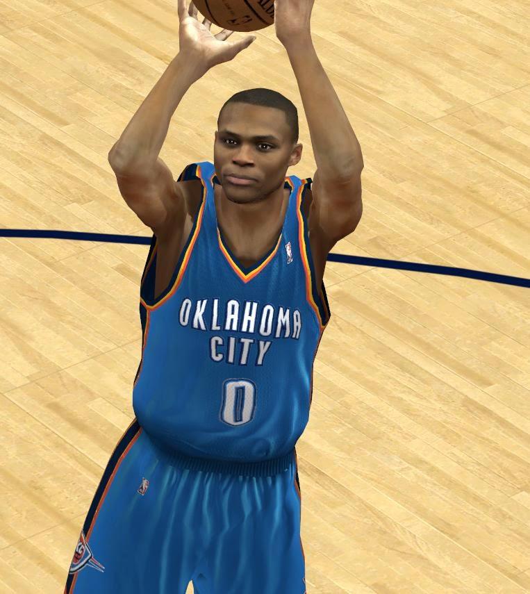 NBA READER: 20 Pemain Terganas Dalam Sejarah NBA 2K (Part 1