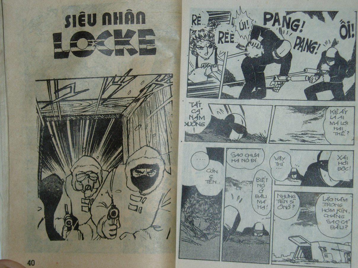 Siêu nhân Locke vol 12 trang 19