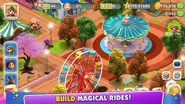 Wonder Park Magic Rides v0.0.3 MOD
