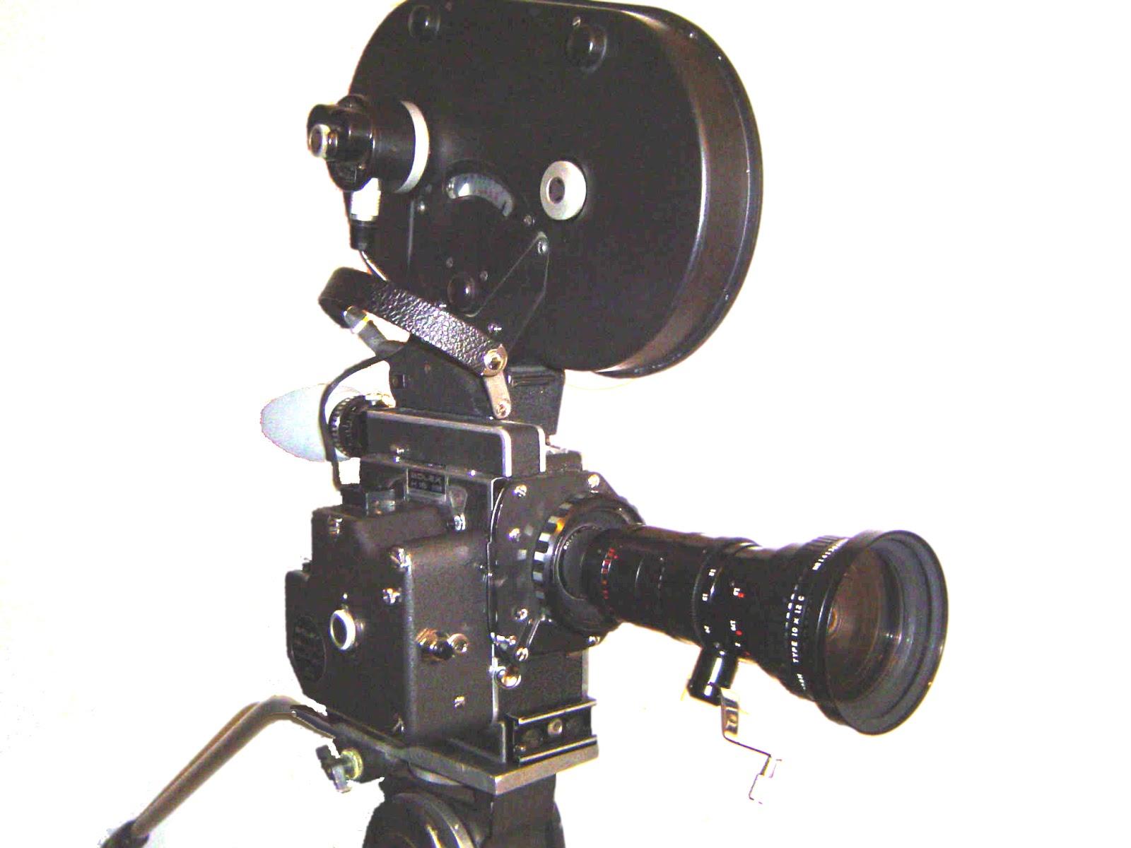Ins Kino: Tipos De Cámaras De Cine