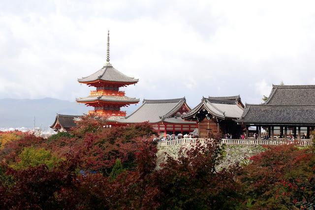 Japan Travel Kiyomizu dera