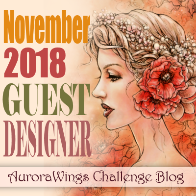 November 2018 - Holiday Spirit - Challenge #72