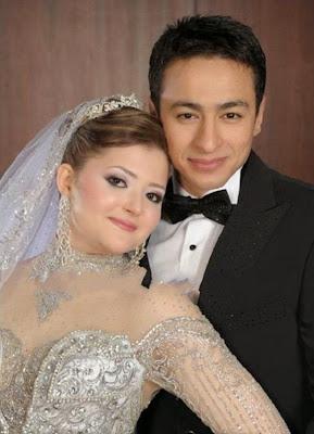 زوجة حمادة هلال اسماء سميح
