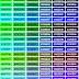 جميع اكواد الالوان html css