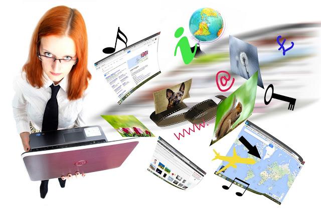 Tips Dan Trik Cara Belajar Di Era Digital - Internet