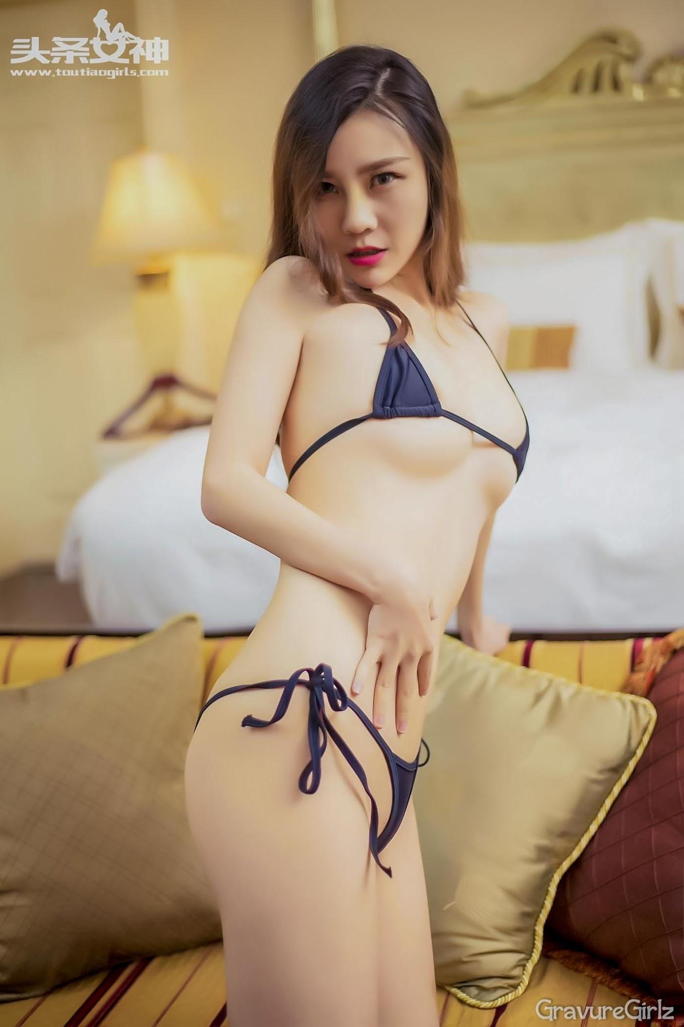 周思迪 Sassy Toutiao GODDESS 头条女神 VOL.055