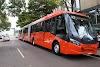 En Brasil comenzarán a circular los primeros buses biarticulados con chasis Scania