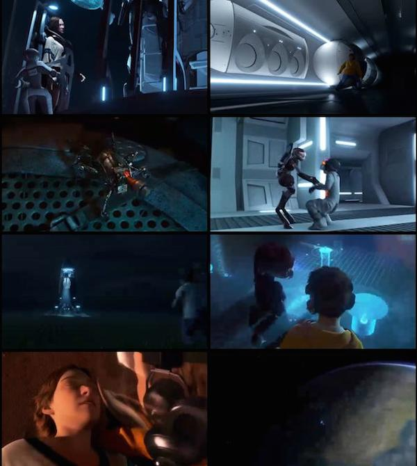Mars Needs Moms Dual Audio Hindi English BRRip 480p