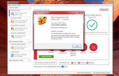 Reg Organizer License Key (Lifetime)