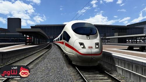 تحميل لعبة قيادة القطار السريع 2017 Download Train Simulator للكمبيوتر والموبايل
