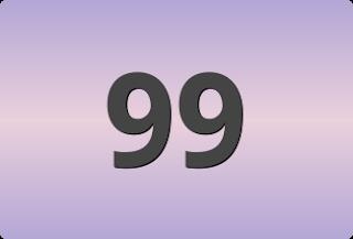 เลขท้ายสองตัวที่ออกบ่อย, เลขท้ายสองตัวที่ออกบ่อย 99