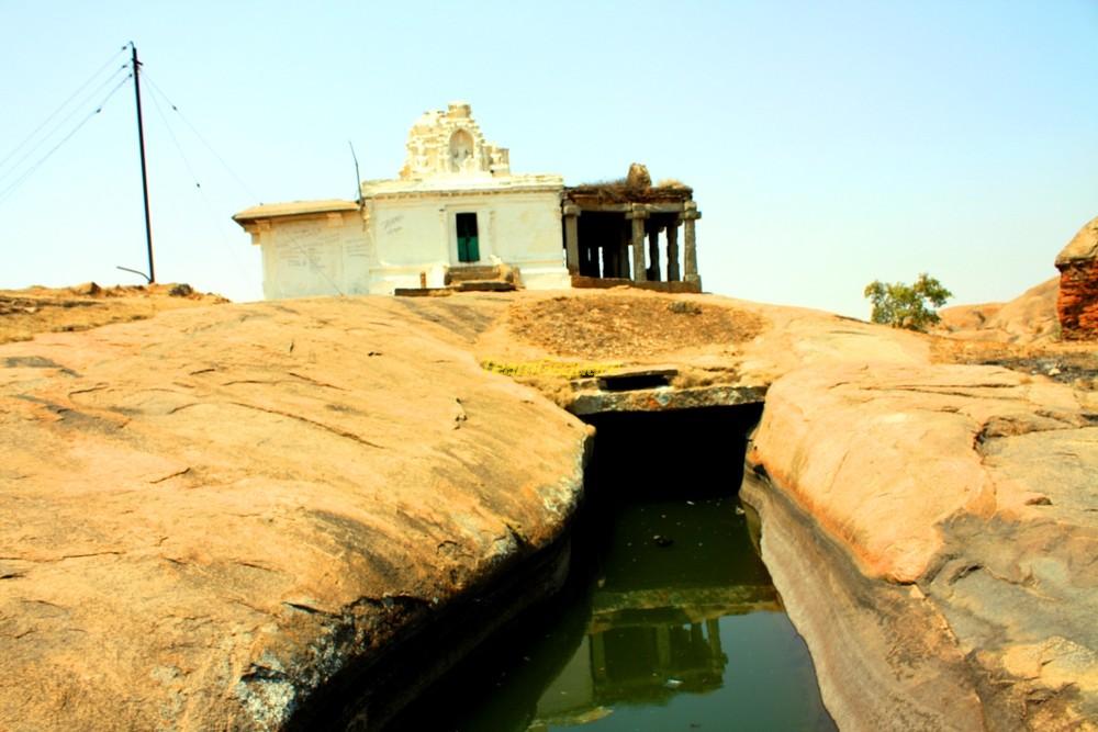 Hutridurga Fort near Bengaluru