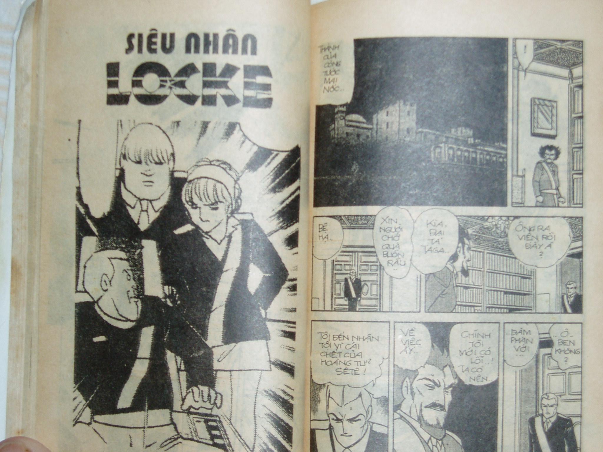 Siêu nhân Locke vol 13 trang 38