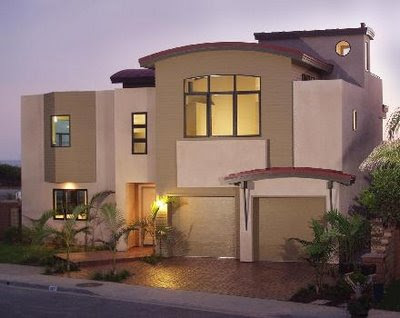 Home Exterior Designs: Exterior House Paint Ideas - Great ... on House Painting Ideas  id=44593