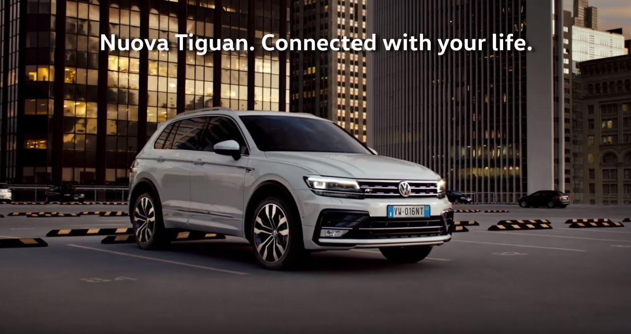 Canzone Pubblicità Volkswagen Tiguan | Nome attore e modella | Musica spot Luglio 2016