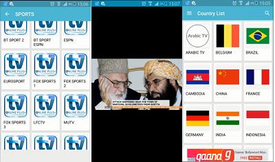 أفضل وأخطر تطبيقات الأندرويد لمشاهدة القنوات العربية والعالمية بدون تقطعات