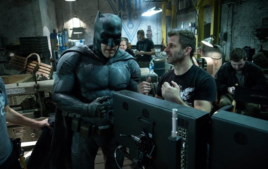 """Ben Affleck não vai mais dirigir """"The Batman"""""""