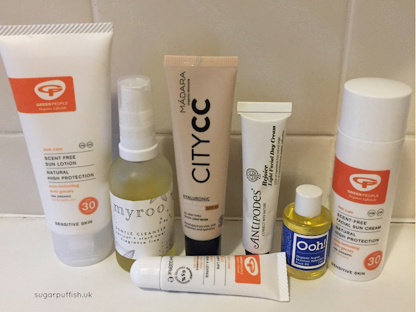 Travel: Holiday Skincare - Hand Luggage Only
