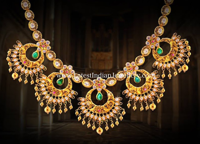 Chandbalis Design Necklace