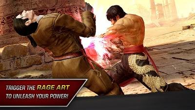Game Tekken Apk Mod Win Terbaru Android