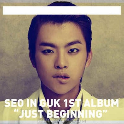 Seo In Guk – Just Beginning – EP