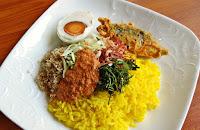Resepi Nasi Kerabu Tumis Kelantan
