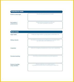 business plan template pdf