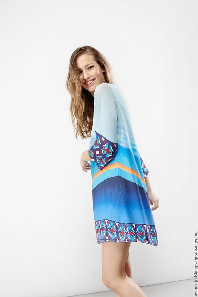 MODA | Moda mujer primavera verano 2017 ropa de moda mujer Ossira.