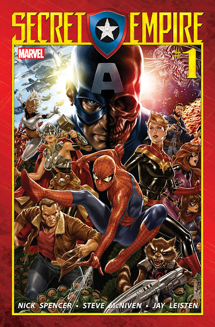 Marvel Comics' SECRET EMPIRE