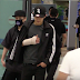 [NEWS] 160903 EXO's Chanyeol Causes Fans Worry By Showing Up With Bandaged Arm After Hawaii Trip