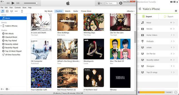 iTunes Müzik İndirme