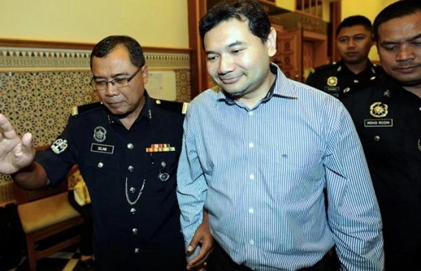 Rafizi Ancam Saman KPN Kerana Kantoikan Lakonan Digari