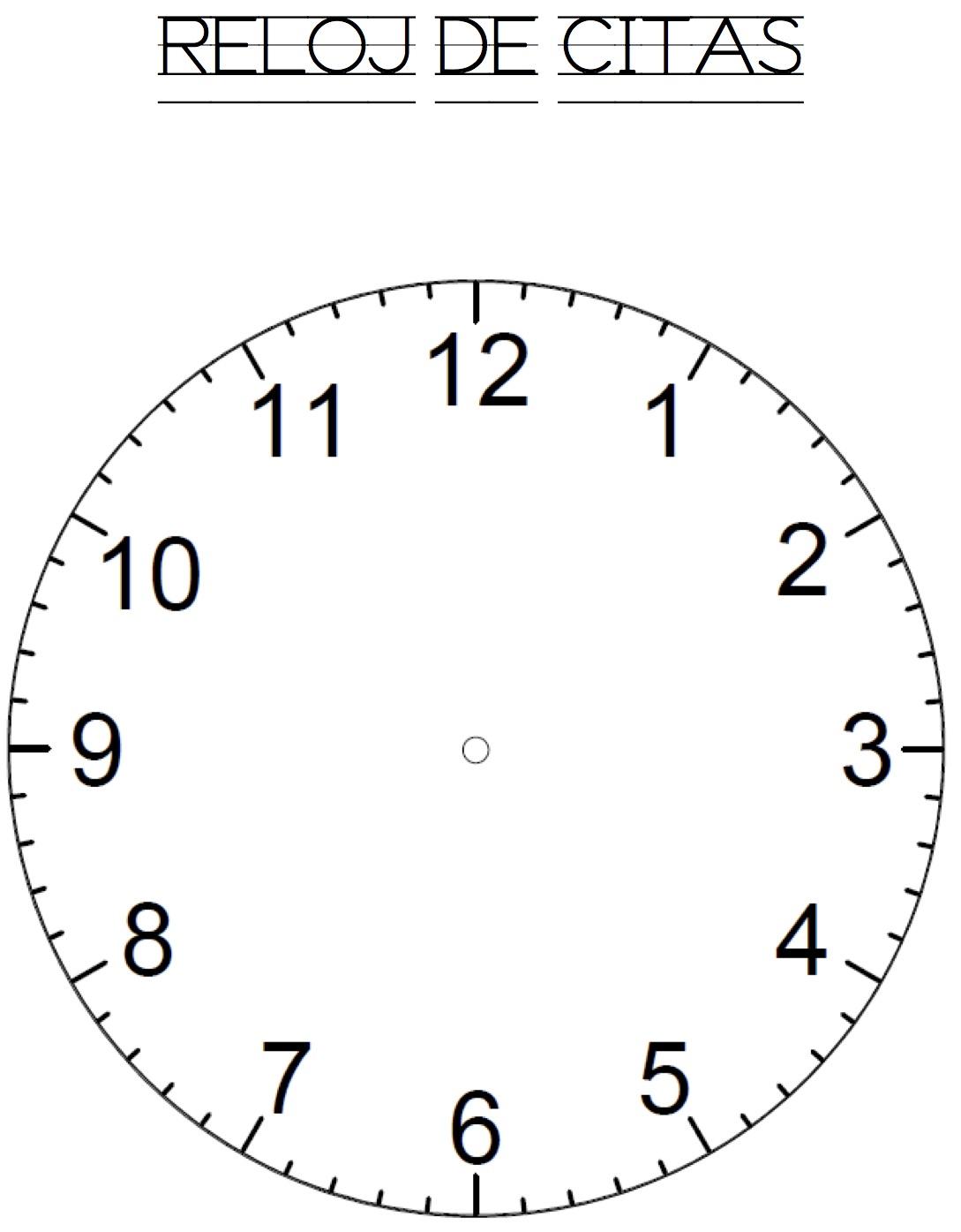 Image gallery el reloj - Relojes de pared ...