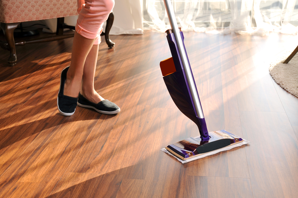 How do you look after a wood floor? | Real Wood Quality Floors in Europe