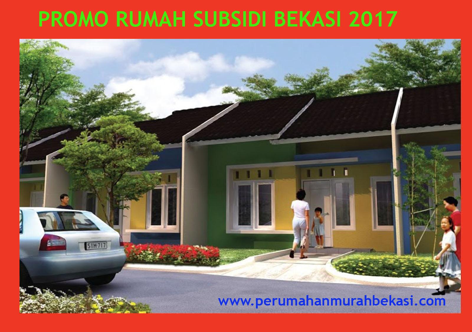 Image Result For Rumah Subsidi Cikarang Jokowi
