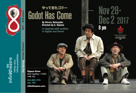 Godot Has Come - Poster