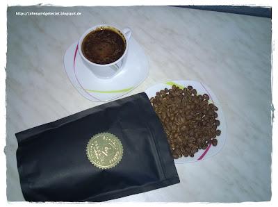Kaffee von Lilly Grande