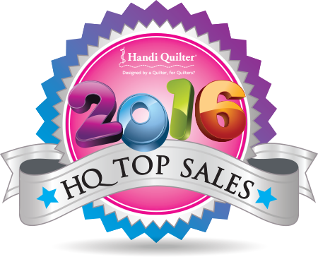 We Received the HQ Way Award & Made Top 25 Sales for the Country in 2015 & 2016!