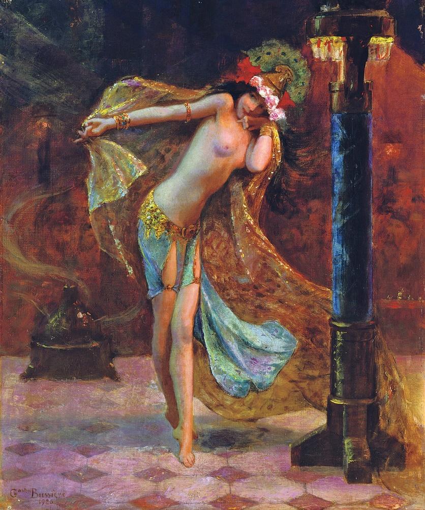 Naked Pamela Salem In Salome Ancensored