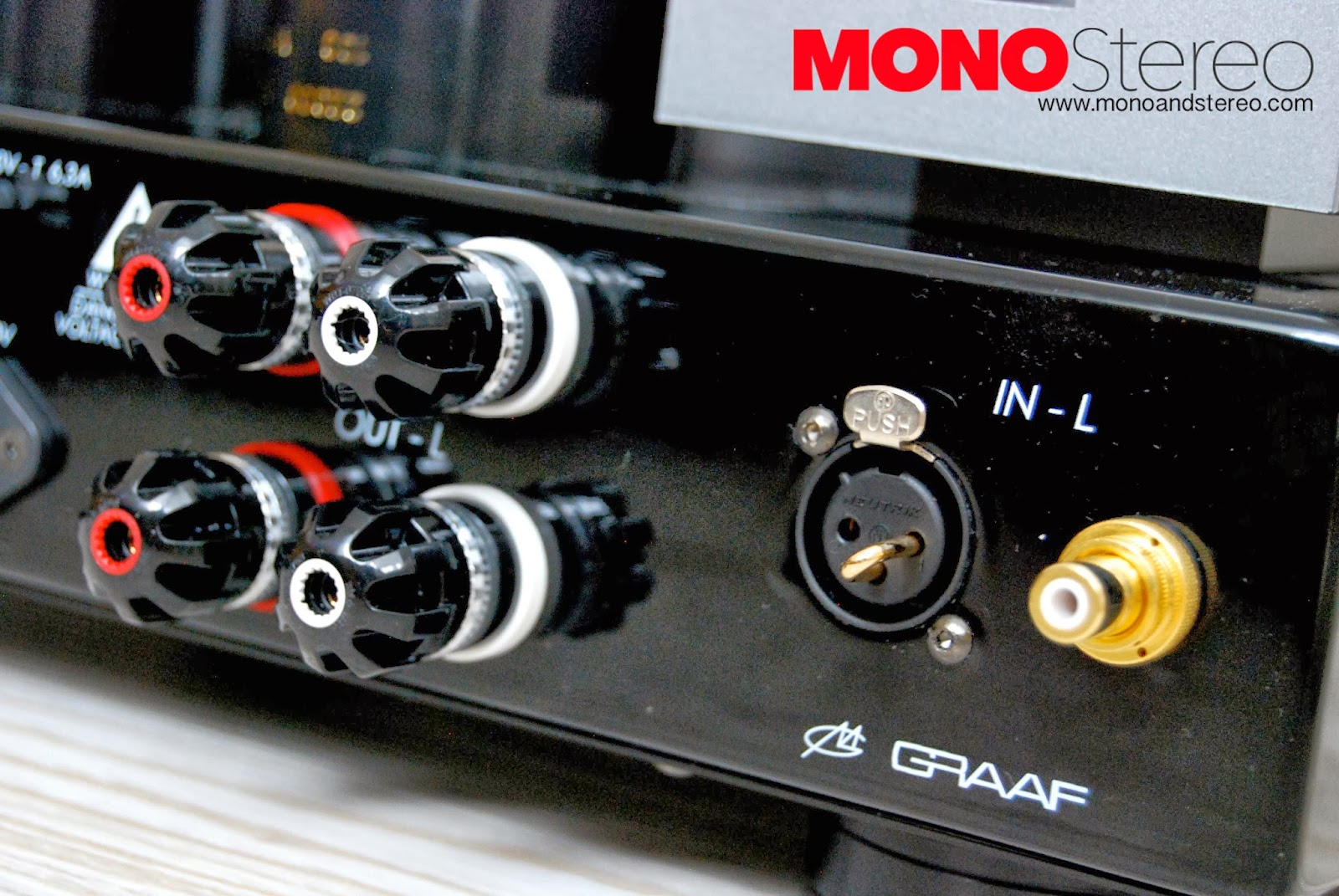 Mono And Stereo High End Audio Magazine Graaf Gm 400 Power Transistored 10w Amplifier Schematic Design Mr Mariani New Innovative Concept Being Used With The Gm400 Took Him Over 30 Years Of Rd After Innumerable Trials Research His Was