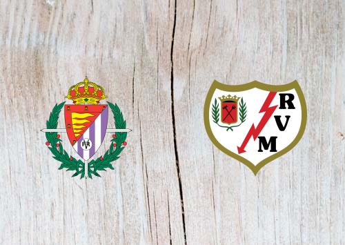 Real Valladolid vs Rayo Vallecano - Highlights 5 January 2019