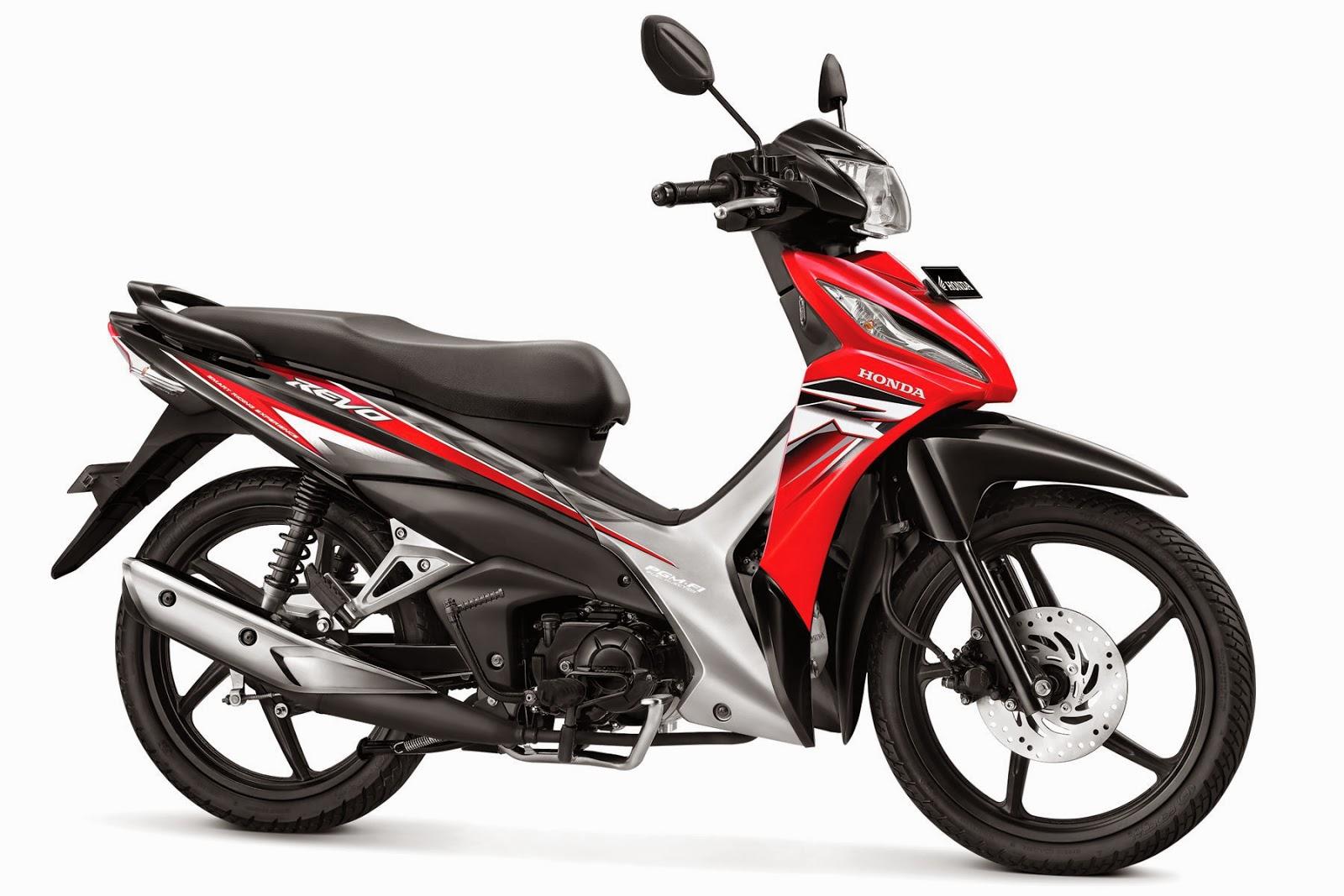 Honda Absolute Revo Vs Yamaha Vega ZR - Variasi Motor