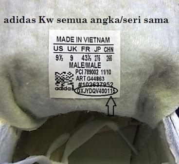 Perbedaan sepatu KW Super Dengan Sepatu Original   Jual Sepatu Murah ... eabe5eb83e