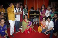 Shraddha Kapoor, Padmini Kolhapuri, Shakti Kapoor, Jackie Shroff, Asha Bhosle, Jitendra and other Bollywood Celebrities at Inauguration Of Pandit Padharinath Kolhapure Marg Exclusive  32 (11).JPG