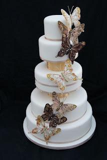 Pasteles de Quince Años, Mariposa