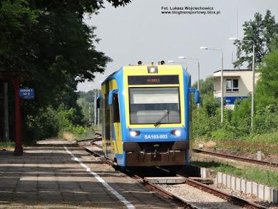 SA103-003, Przewozy Regionalne, Kędzierzyn-Koźle