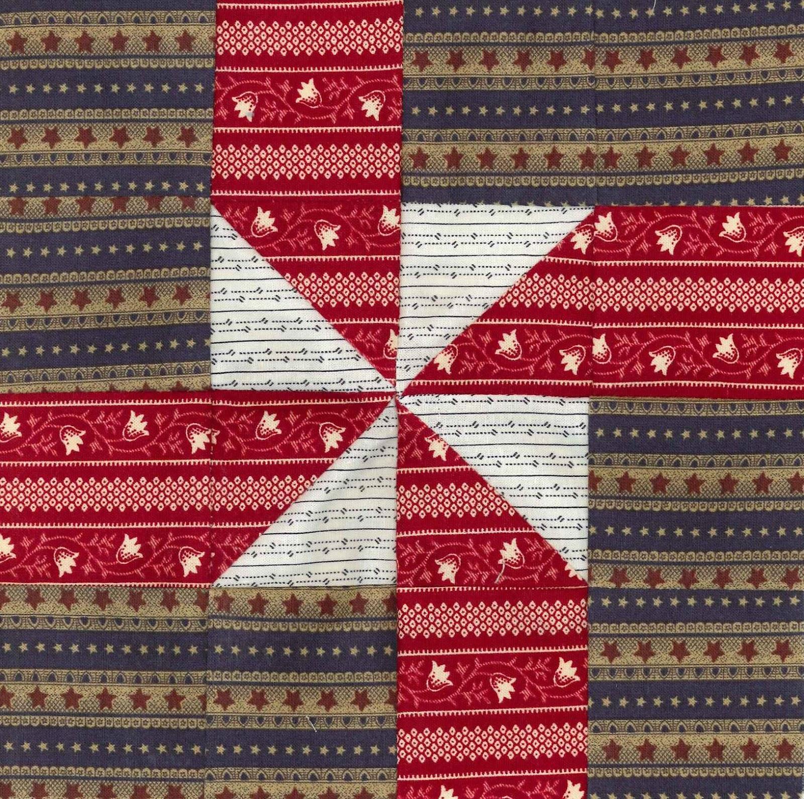 Clmt Quilter Barbara Brackman S Civil War Quilt Blocks
